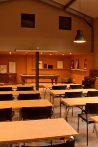 salle écolier